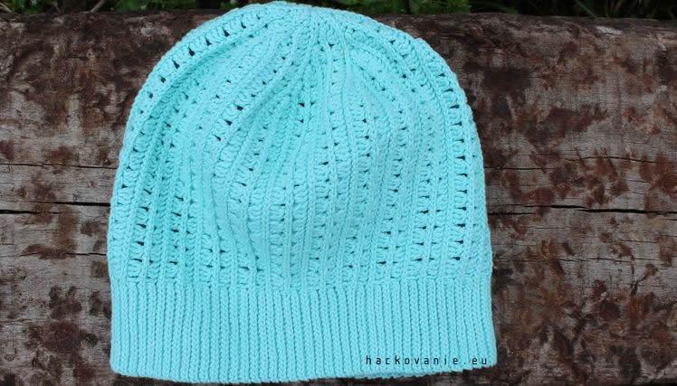 hackovana bavlnena ciapka navod na hackovanie