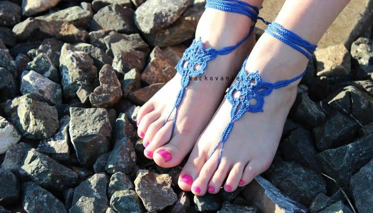 barefoot sandale navod na hackovanie