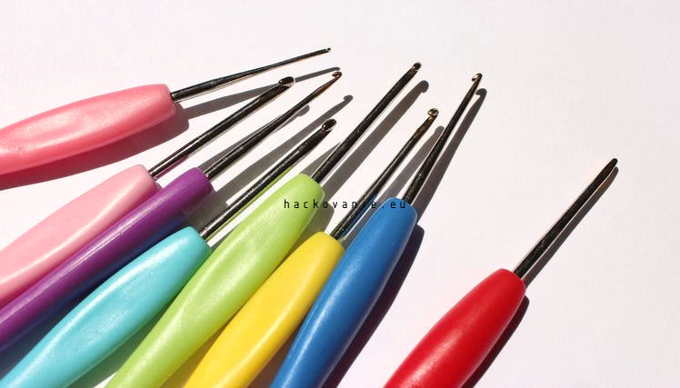 haciky farebne z aliexpress