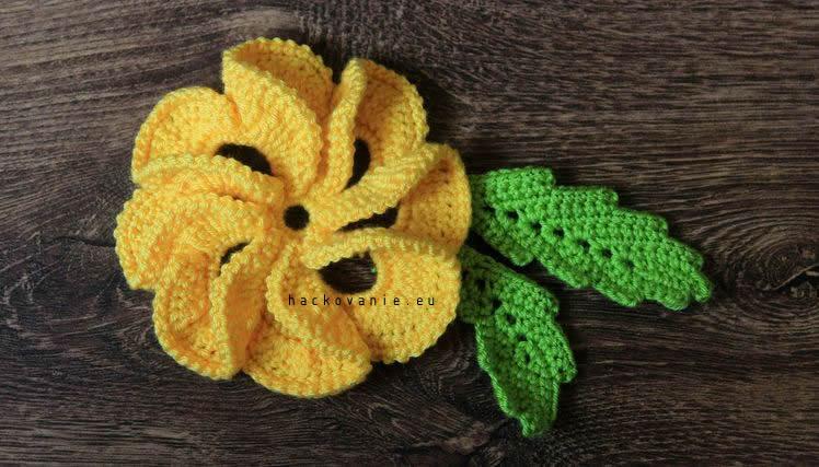 hackovany sprialovy kvet zlty navod na hackovanie