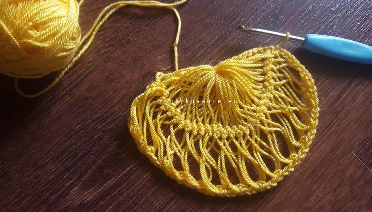 ako hackovat na u-ihlici ako hackovant hairpin lace crochet
