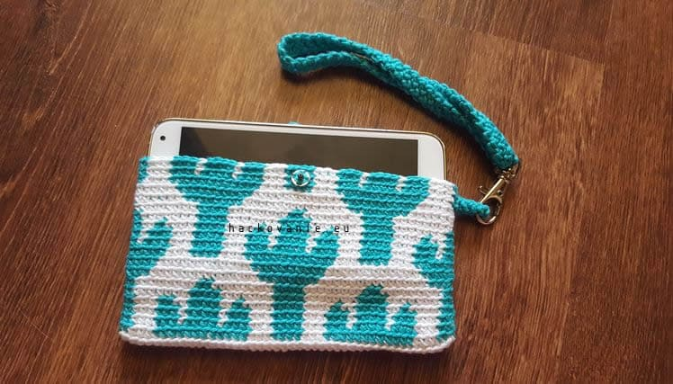 handmade puzdro na Samsung