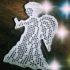 Ako uháčkovať anjelika