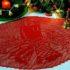 Oválny vianočný obrúsok