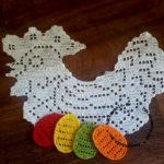 hackovana dekoracia sliepocka popis na hackovanie