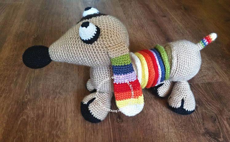 hackovana hracka psik hackovane zvieratko postup na hackovanie