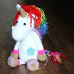 hackovane zvieratko hackovana hracka hackovany jednorozec