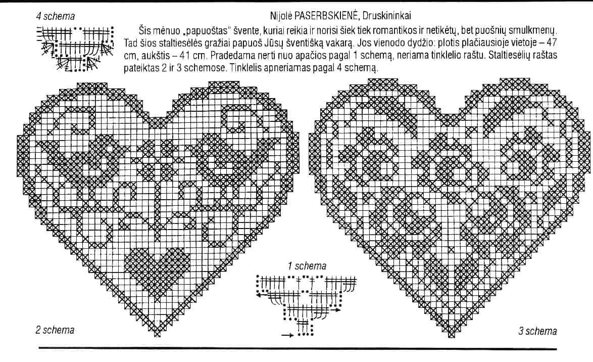 predloha na hackovanie filetove hackovanie srdce